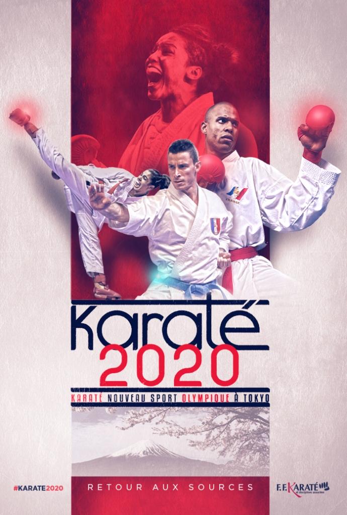 karate tokyo 2020