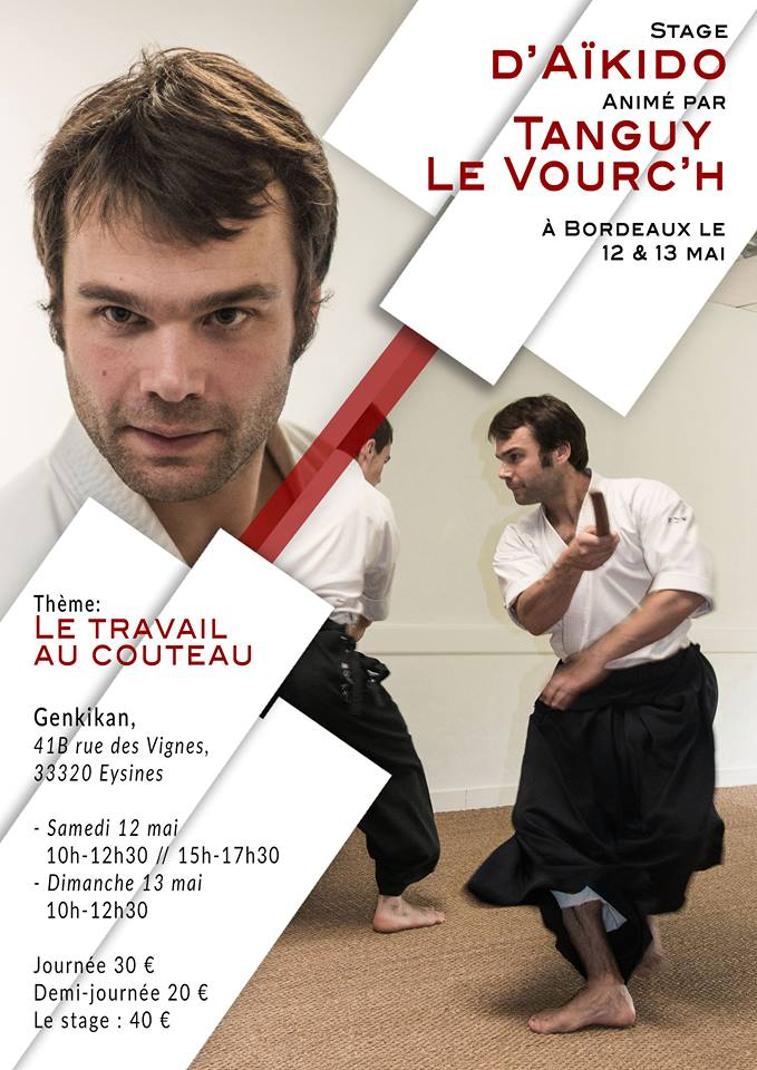 Tanguy Le Vourch Bordeaux mai 2018