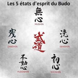 etats d'esprit du budo