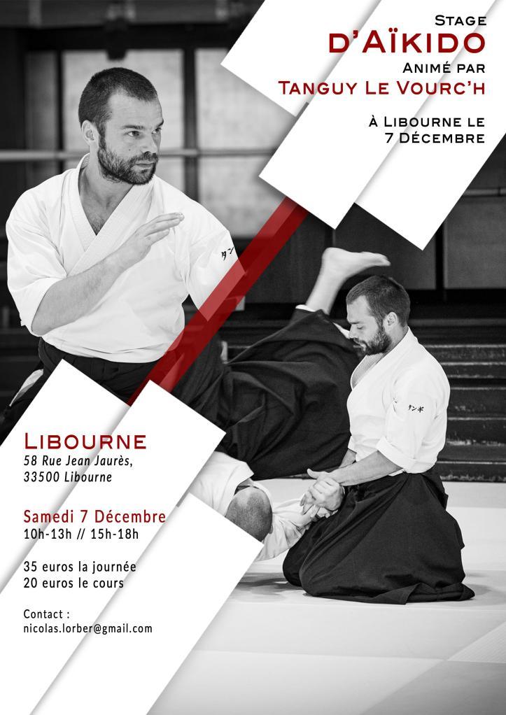 Tanguy LeVourch Libourne 7 decembre