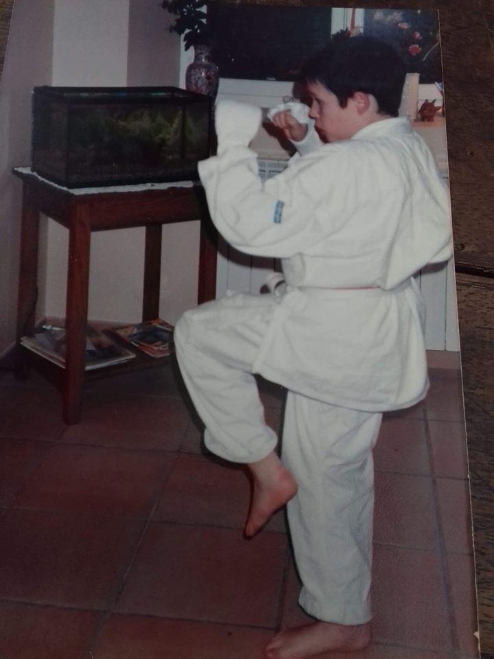 nico noel95 karate